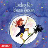 Lieder für kleine Hexen, Audio-CD