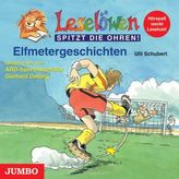 Elfmetergeschichten, Audio-CD