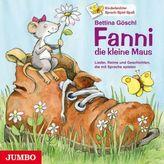 Fanni, die kleine Maus, 1 Audio-CD