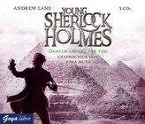 Young Sherlock Holmes - Daheim lauert der Tod, 3 Audio-CDs