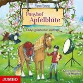 Ponyhof Apfelblüte - Ladys glanzvoller Auftritt, 1 Audio-CD