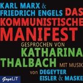 Das Kommunistische Manifest, 2 Audio-CD