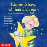 Kleiner Stern, ich hab dich gern, 1 Audio-CD