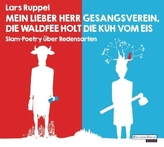 Mein lieber Herr Gesangsverein, die Waldfee holt die Kuh vom Eis, 2 Audio-CDs