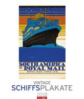 Vintage Schiffplakate 2018