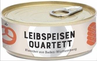 Leibspeisen-Quartett (Quartettspiel)