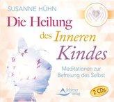 Die Heilung des inneren Kindes, 2 Audio-CDs