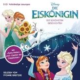 Die Eiskönigin - Die schönsten Geschichten, 2 Audio-CDs
