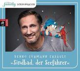 Eltern family Lieblingsmärchen - Sindbad, der Seefahrer, 1 Audio-CD