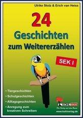 24 Geschichten zum Weiterdichten, 5./6. Schuljahr