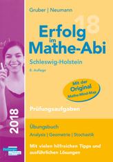 Erfolg im Mathe-Abi 2018 Schleswig-Holstein Prüfungsaufgaben