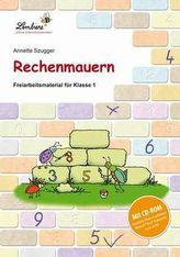 Rechenmauern, m. CD-ROM
