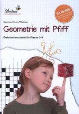 Geometrie mit Pfiff, m. CD-ROM