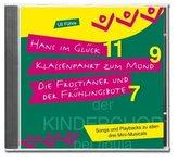 Kinderchor-CD zu drei Mini-Musicals (Songs & Playbacks), Audio-CD