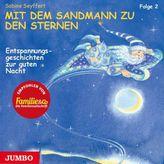 Mit dem Sandmann zu den Sternen. Folge.2, 1 Audio-CD