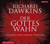 Der Gotteswahn, 4 Audio-CDs