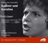 Kasimir und Karoline, 1 Audio-CD + DVD