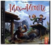Max und Moritz, 1 Audio-CD