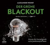 Der Grüne Blackout, 2 MP3-CDs
