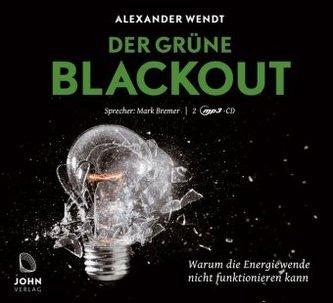 Der Grüne Blackout, 2 MP3-CDs