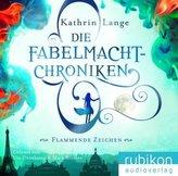 Die Fabelmacht-Chroniken, 1 MP3-CD