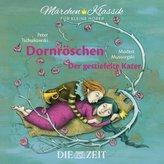 Dornröschen und Der gestiefelte Kater, 1 Audio-CD