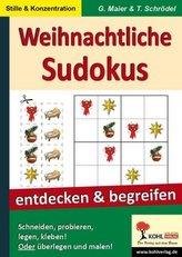 Weihnachtliche Sudokus entdecken und begreifen