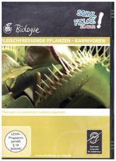 Fleischfressende Pflanzen - Karnivoren, 1 DVD