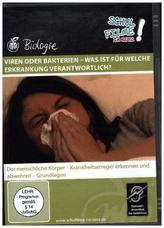 Viren oder Bakterien - Was ist für welche Erkrankung verantwortlich?, 1 DVD