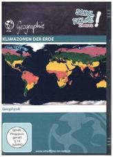 Klimazonen der Erde, 1 DVD