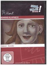 Konrad Klapheck, 1 DVD