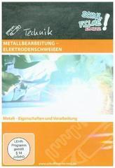 Metallbearbeitung - Elektrodenschweißen, 1 DVD