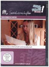 Mahnbescheid, 1 DVD