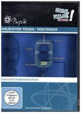 Halbleiter: Triode - Verstärker, 1 DVD
