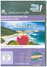 Ökobilanz Heimisches und importiertes Obst, 1 DVD