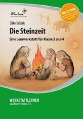 Die Steinzeit, m. CD-ROM