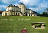 Schlösser + Gärten in Baden-Württemberg 2018