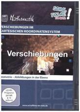 Verschiebungen im kartesischen Koordinatensystem, 1 DVD