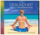 Gesundheit durch Entspannung, Audio-CD