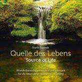 Quelle des Lebens, Audio-CD