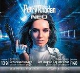 Perry Rhodan NEO - Schicksalswaage / Der längste Tag der Erde, 1 MP3-CD
