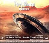 Perry Rhodan NEO - Der Faktor Rhodan / Hort der Flüsternden Haut, 2 MP3-CDs