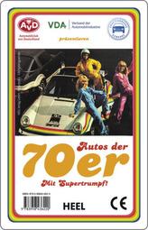 Autos der 70er (Kartenspiel)