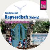 AusspracheTrainer Kapverdisch (Kiriolu), 1 Audio-CD
