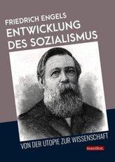 Entwicklung des Sozialismus von der Utopie zur Wissenschaft