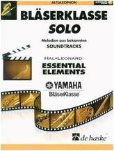 BläserKlasse Solo - Altsaxophon