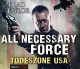 All Necessary Force - Todeszone USA, 8 Audio-CDs