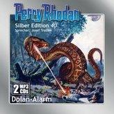 Perry Rhodan Silber Edition - Dolan-Alarm, MP3-CD