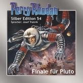 Perry Rhodan Silber Edition - Finale für Pluto, MP3-CD