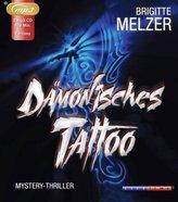 Dämonisches Tattoo, 1 MP3-CD